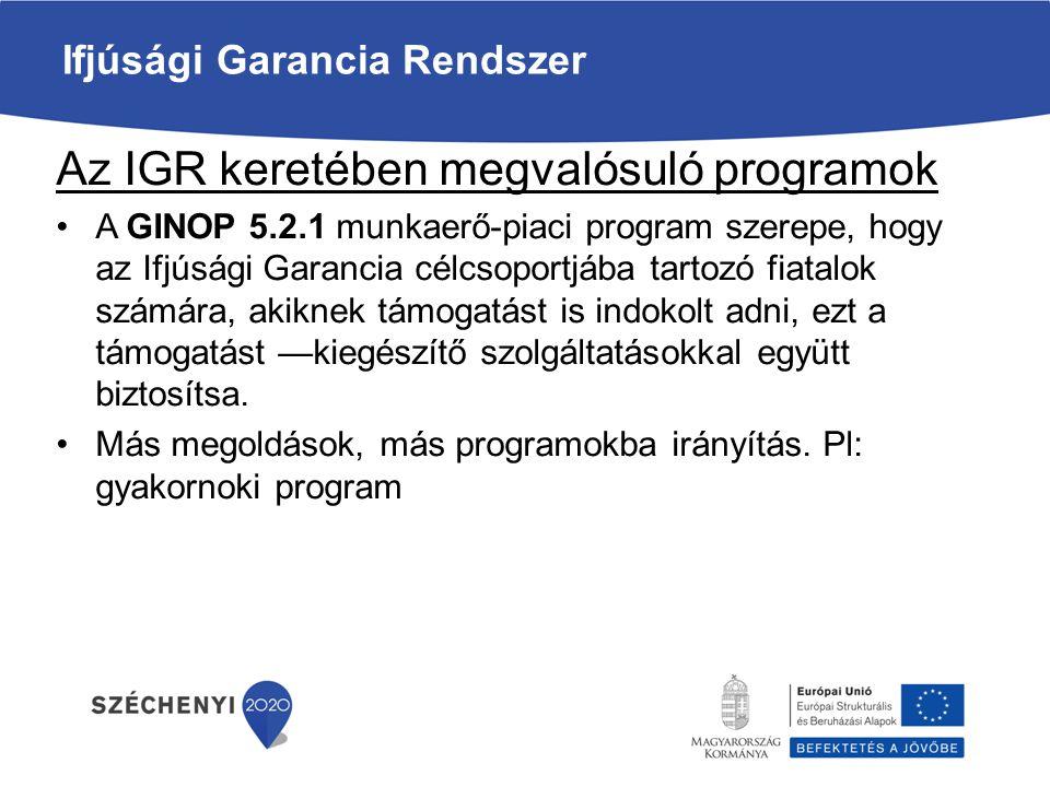 Ifjúsági Garancia Rendszer