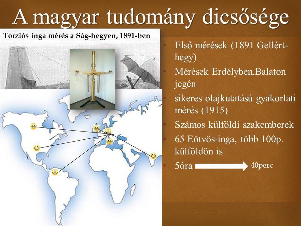 A magyar tudomány dicsősége