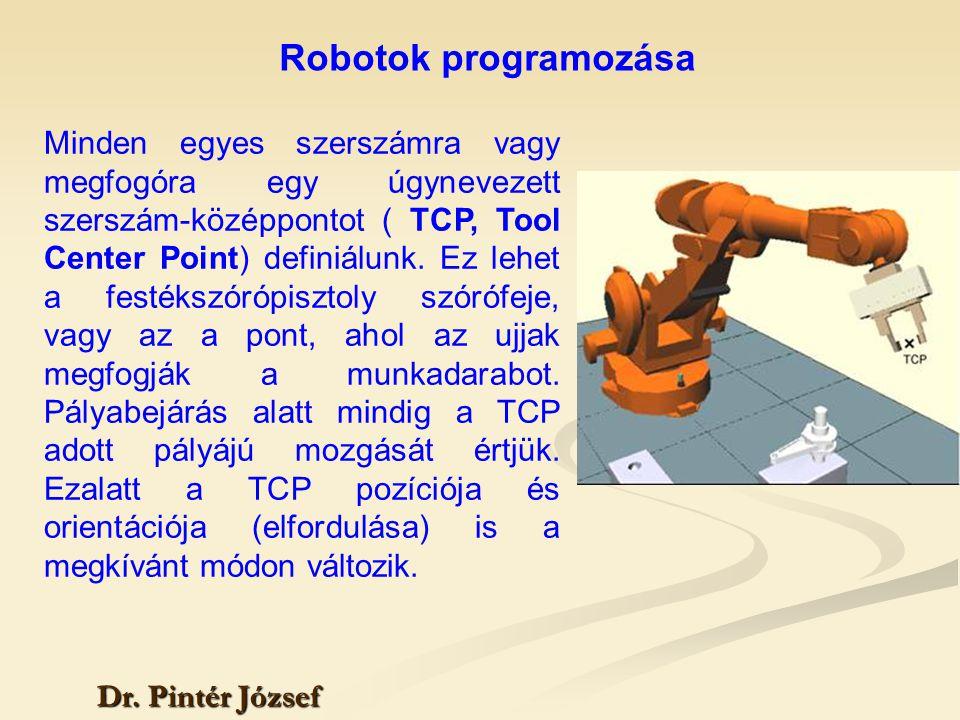 Robotok programozása