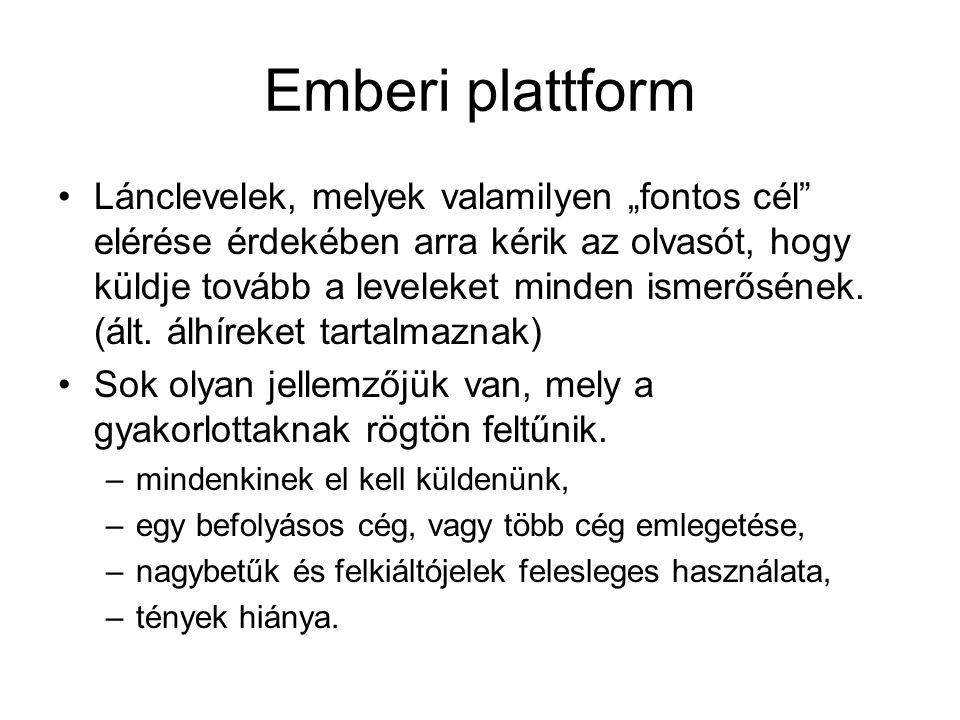 Emberi plattform