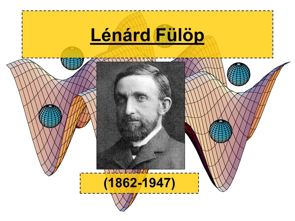 Lénárd Fülöp (1862-1947)