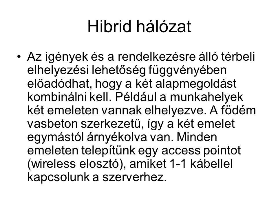 Hibrid hálózat