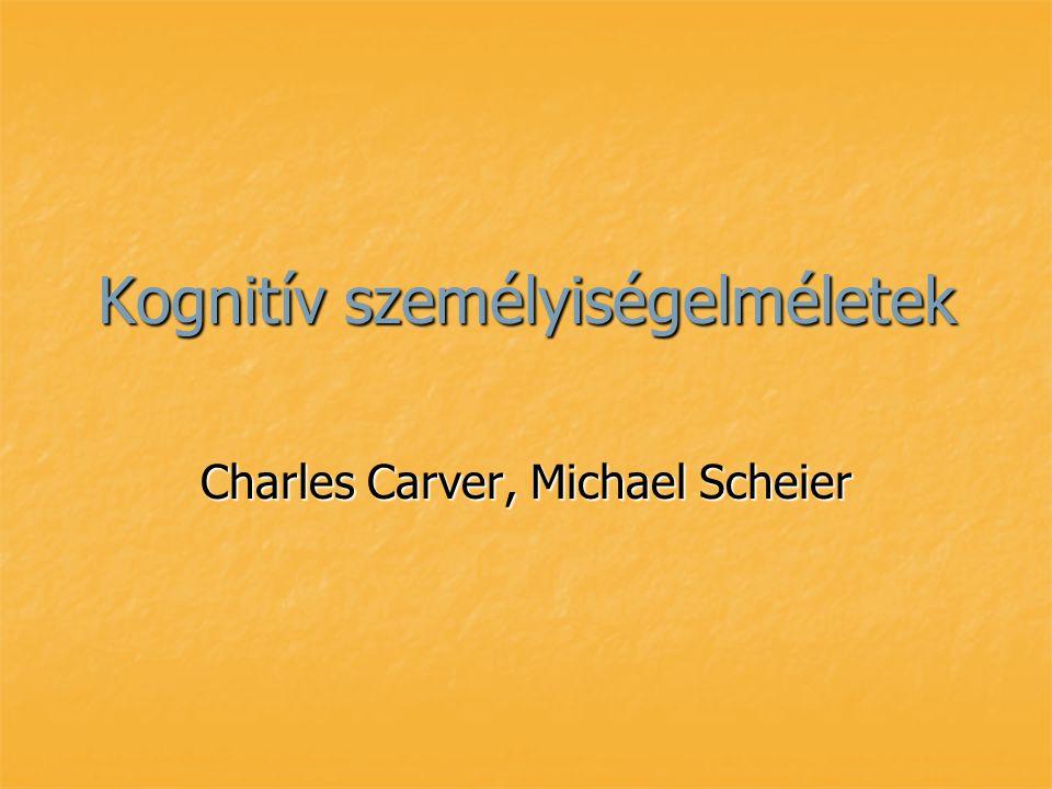 Kognitív személyiségelméletek