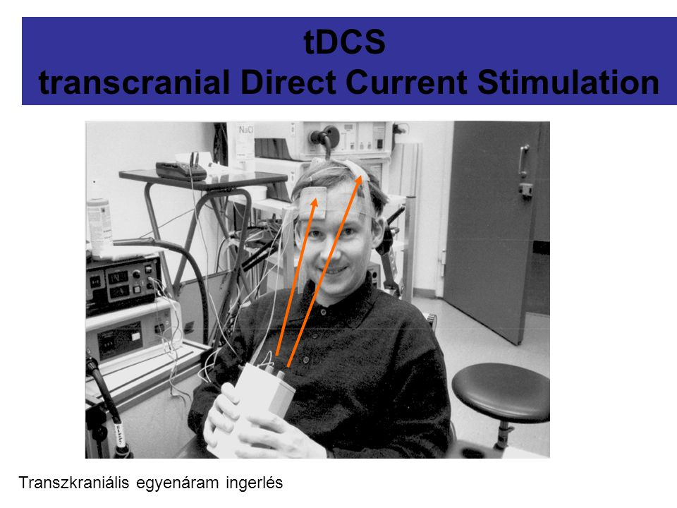 Neuroplasticity induced by DC-stimulation of the human cortex