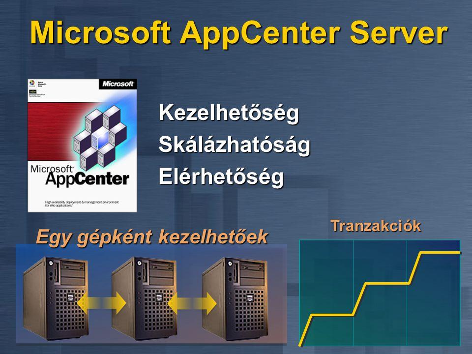 Microsoft AppCenter Server