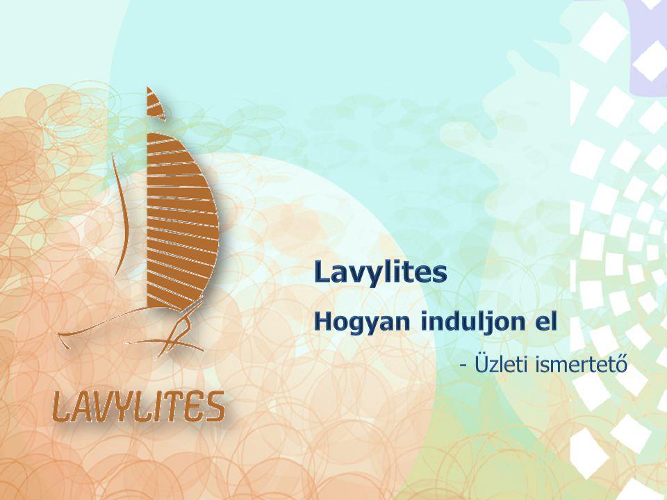 Lavylites Hogyan induljon el - Üzleti ismertető