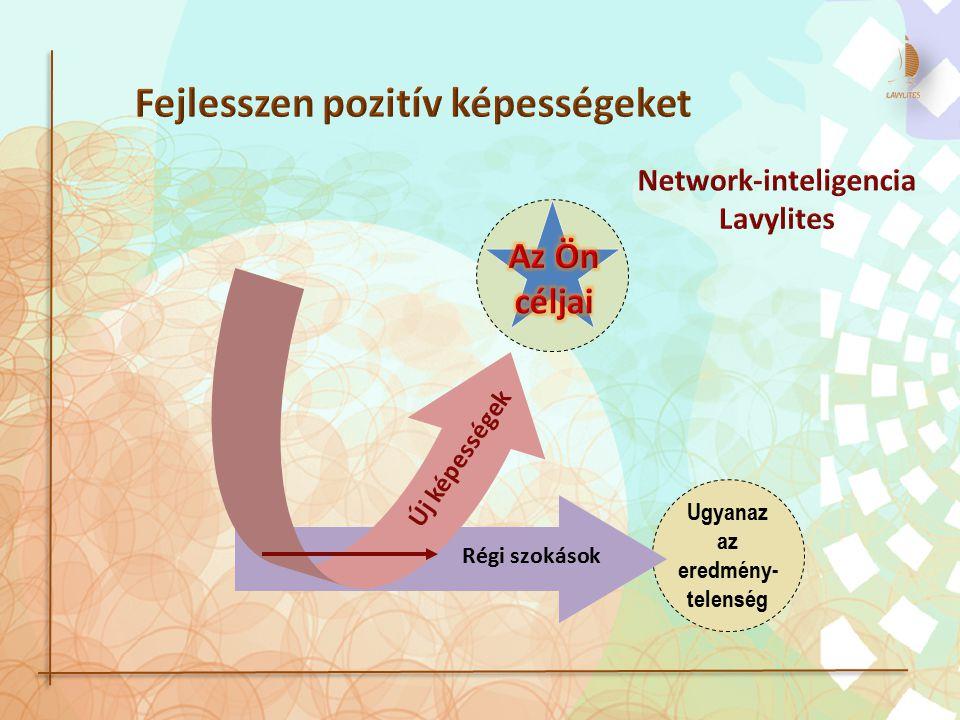 Network-inteligencia Ugyanaz az eredmény- telenség