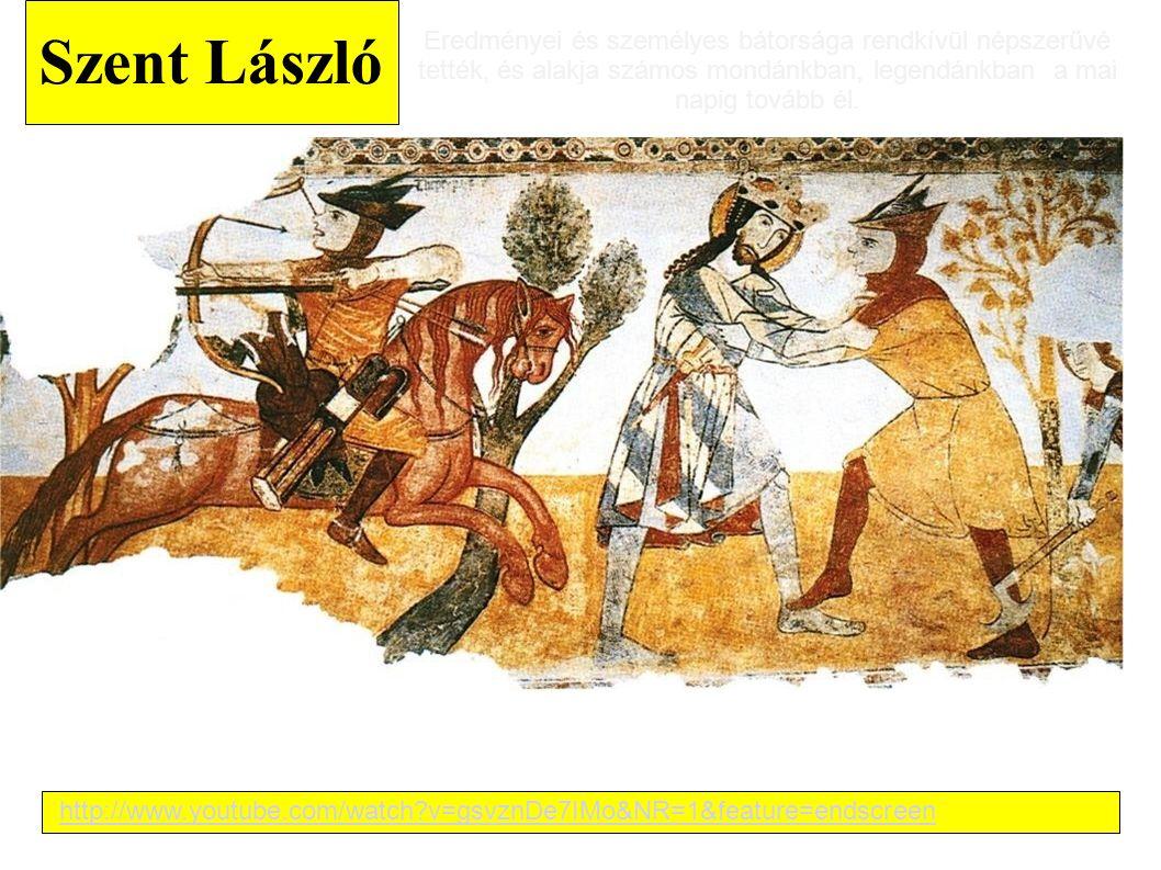 Szent László Eredményei és személyes bátorsága rendkívül népszerűvé tették, és alakja számos mondánkban, legendánkban a mai napig tovább él.
