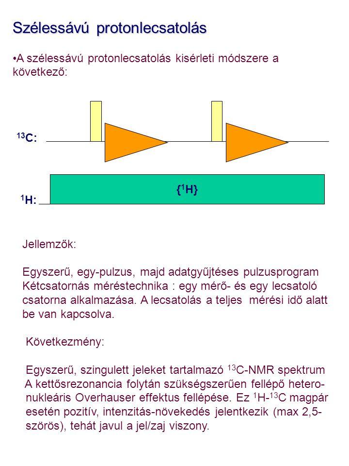 Szélessávú protonlecsatolás