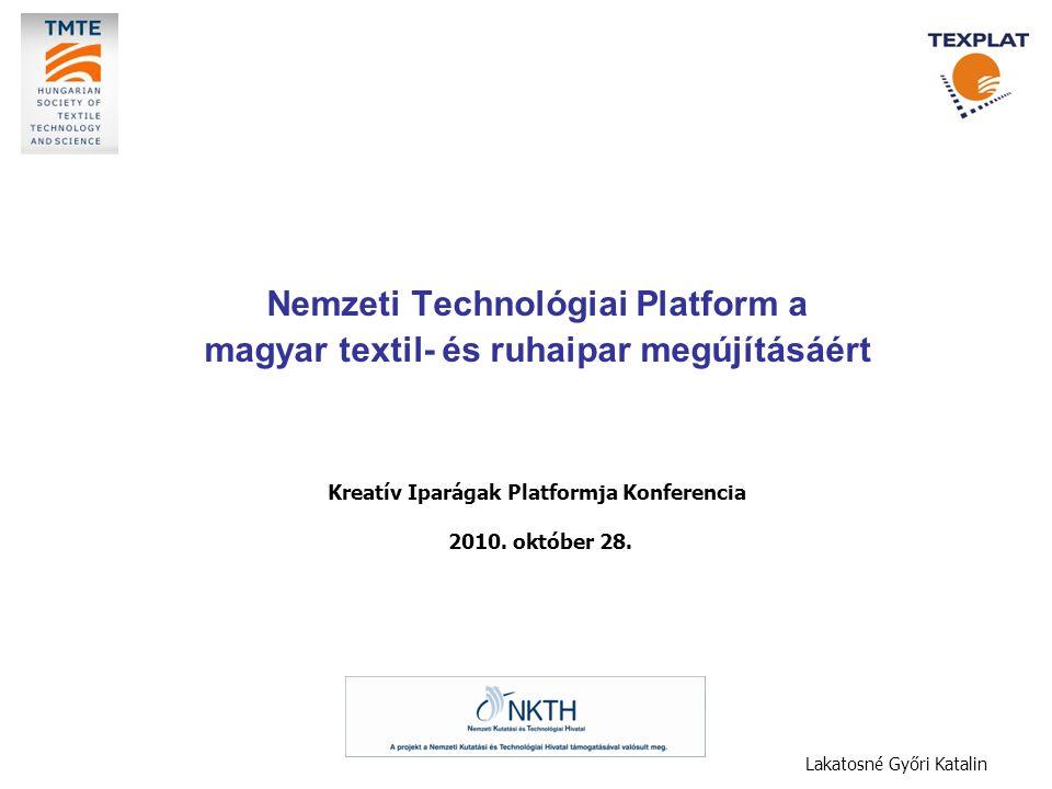 Nemzeti Technológiai Platform a