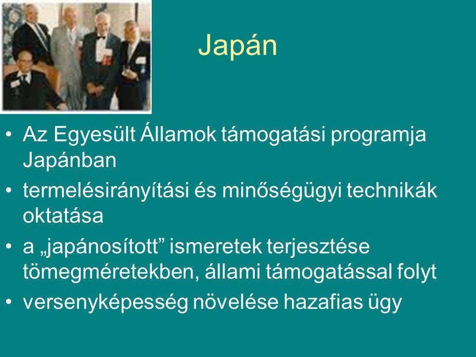 Japán Az Egyesült Államok támogatási programja Japánban