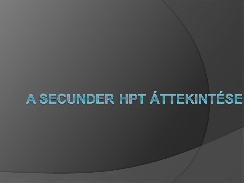 A secunder HPT áttekintése