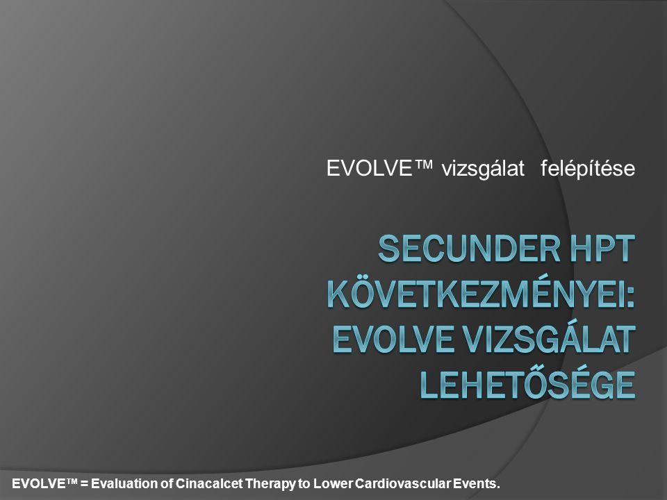 Secunder HPT következményei: EVOLVE vizsgálat lehetősége