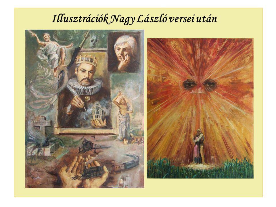 Illusztrációk Nagy László versei után