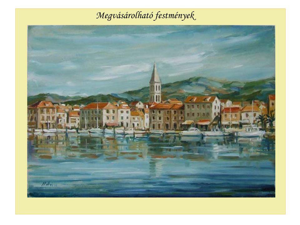 Megvásárolható festmények
