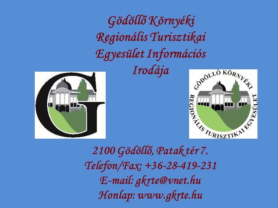Gödöllő Környéki Regionális Turisztikai Egyesület Információs Irodája