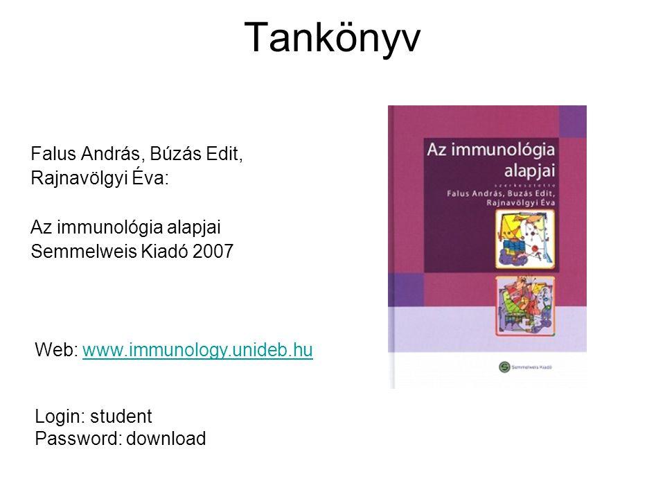 Tankönyv Falus András, Búzás Edit, Rajnavölgyi Éva: