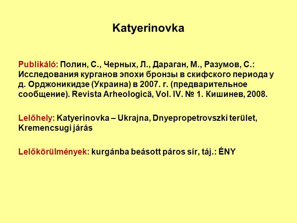Katyerinovka