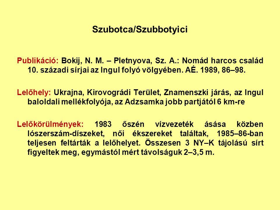 Szubotca/Szubbotyici