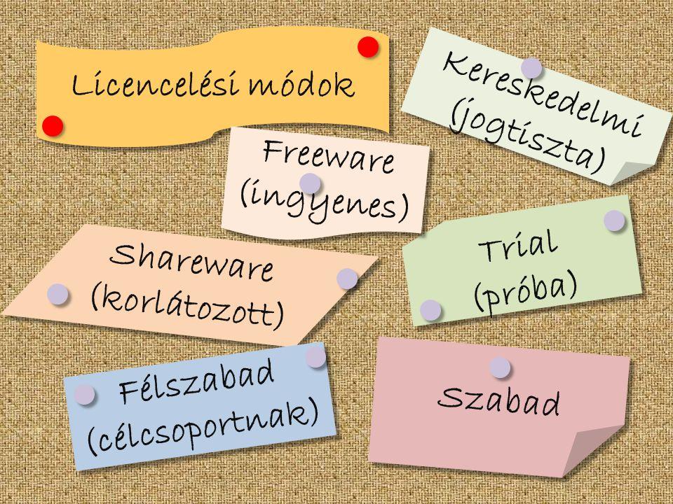 Kereskedelmi (jogtiszta)