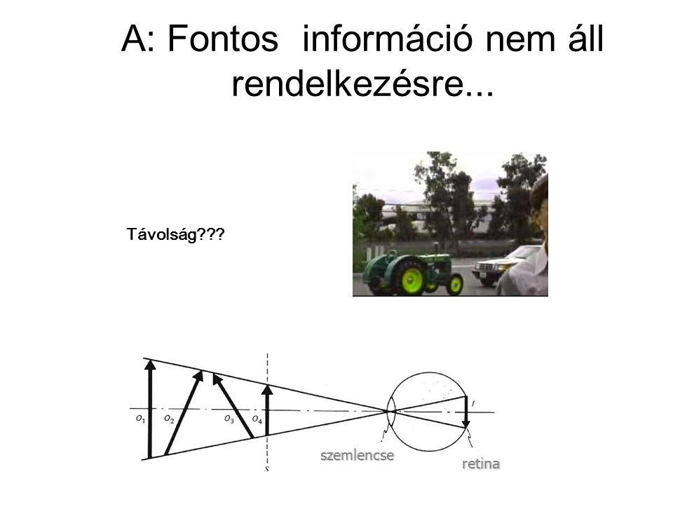 A: Fontos információ nem áll rendelkezésre...