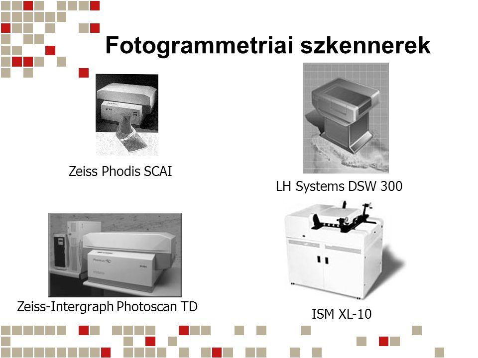 Fotogrammetriai szkennerek