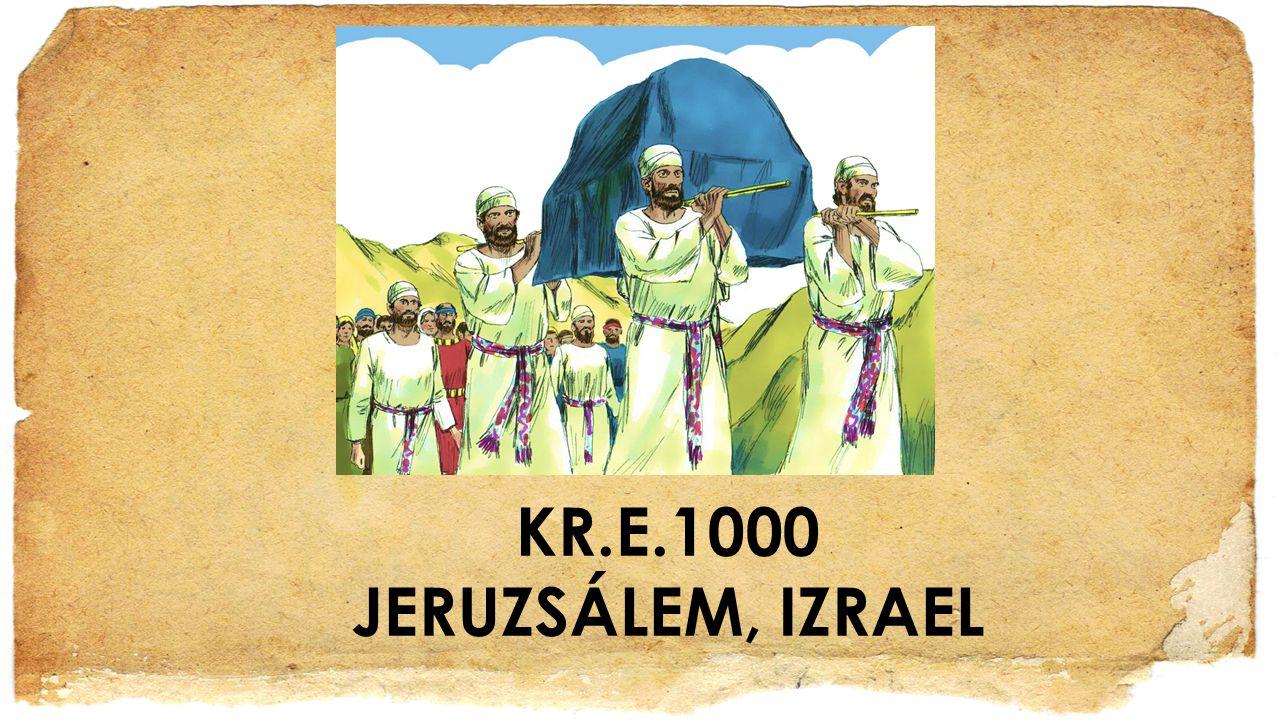 KR.E.1000 JERUZSÁLEM, IZRAEL