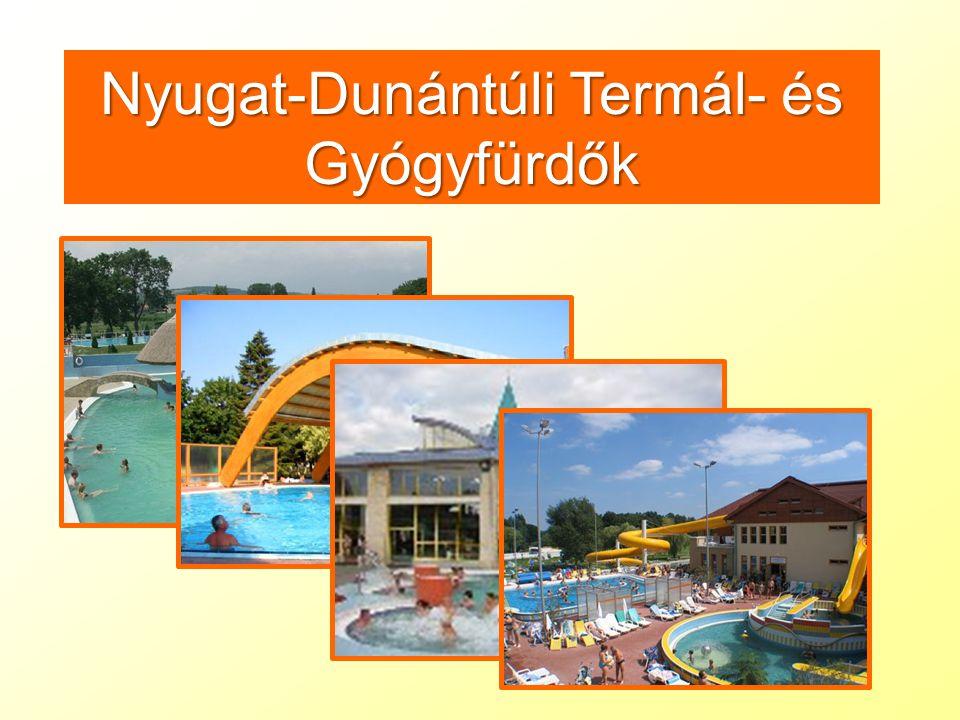 Nyugat-Dunántúli Termál- és Gyógyfürdők
