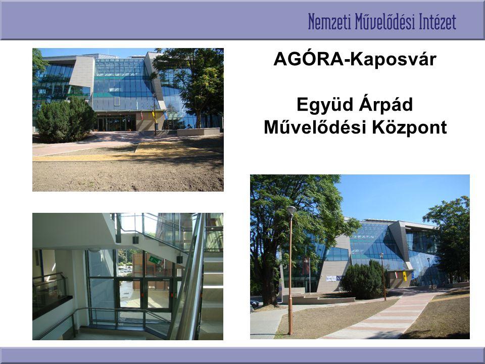Együd Árpád Művelődési Központ