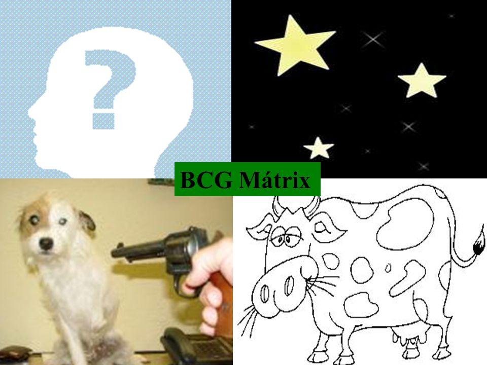 BCG Mátrix