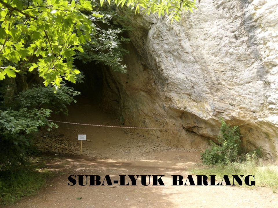 SUBA-LYUK BARLANG