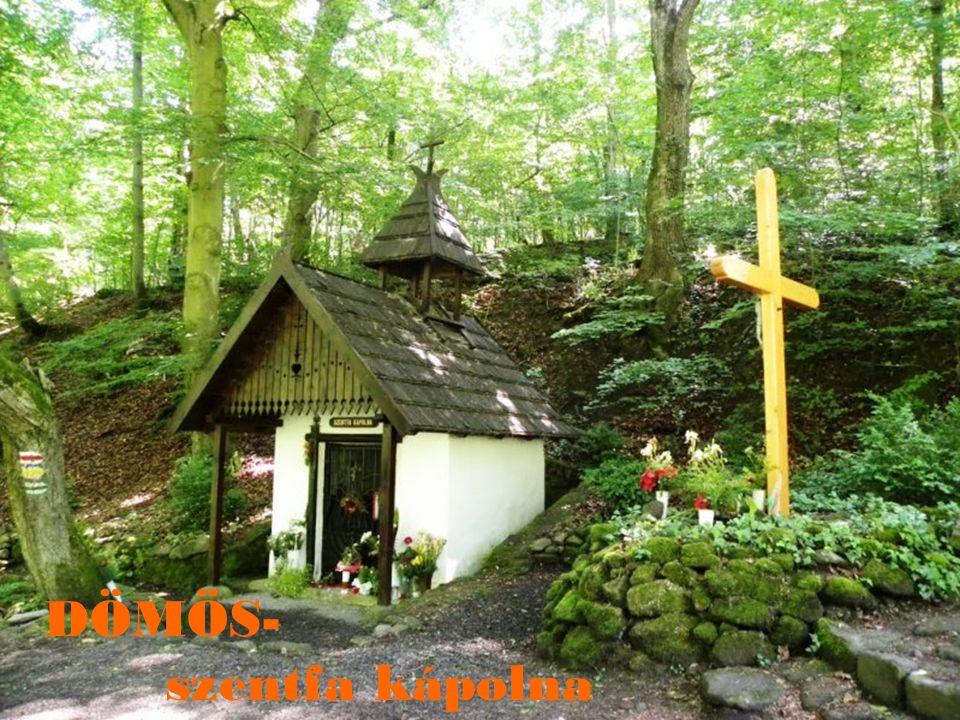 DÖMÖS- szentfa kápolna
