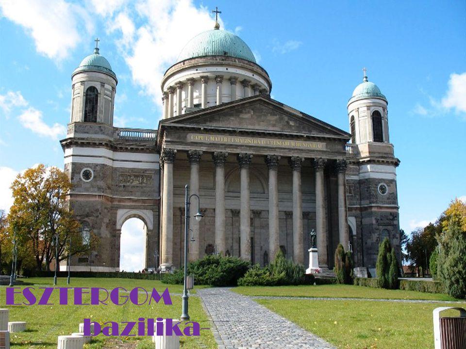 ESZTERGOM bazilika-