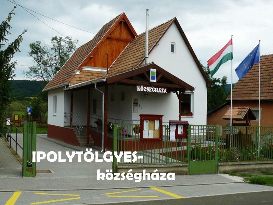IPOLYTÖLGYES- községháza