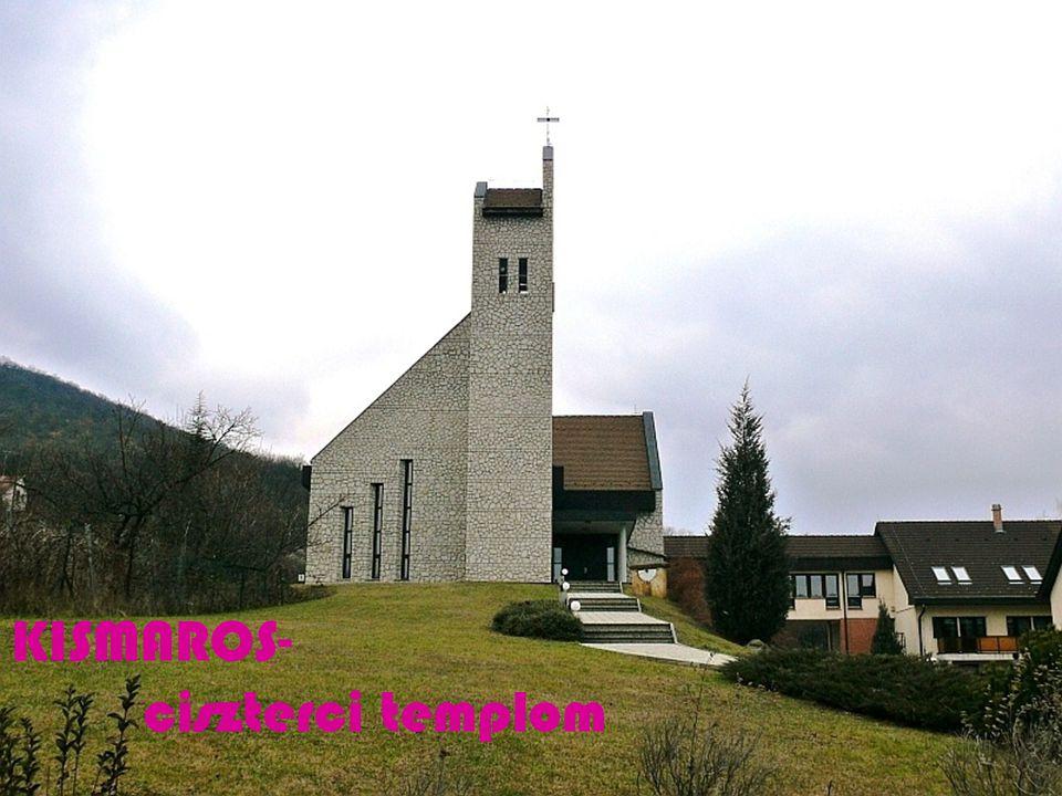 KISMAROS- ciszterci templom