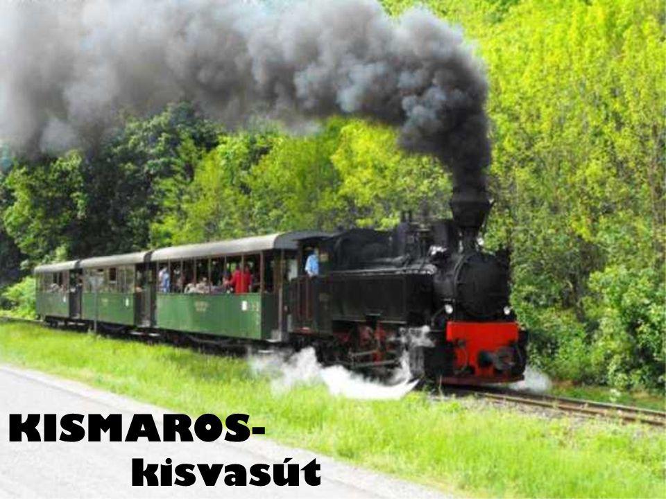 KISMAROS- kisvasút