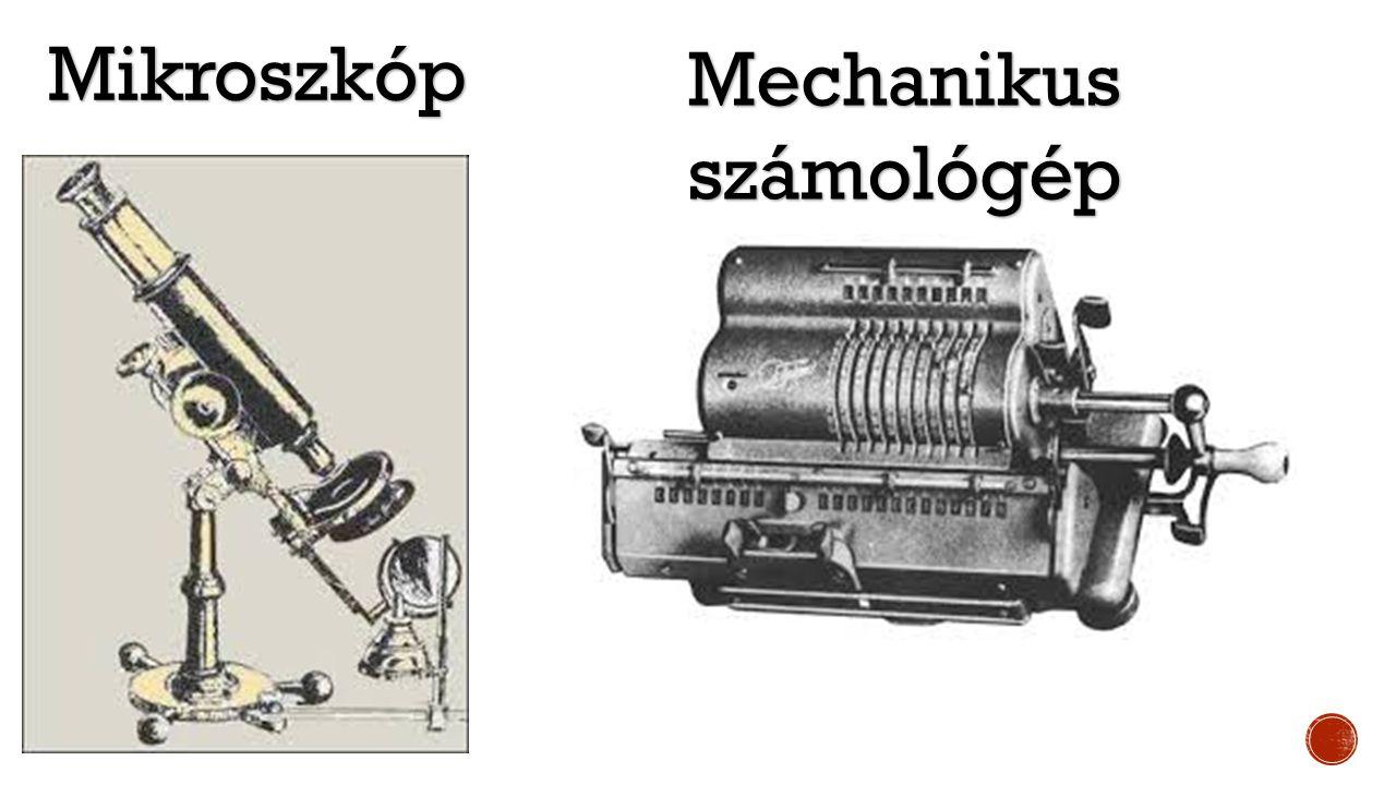 Mechanikus számológép