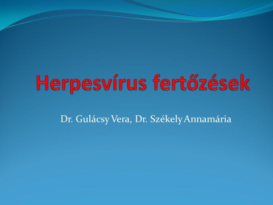 Herpesvírus fertőzések