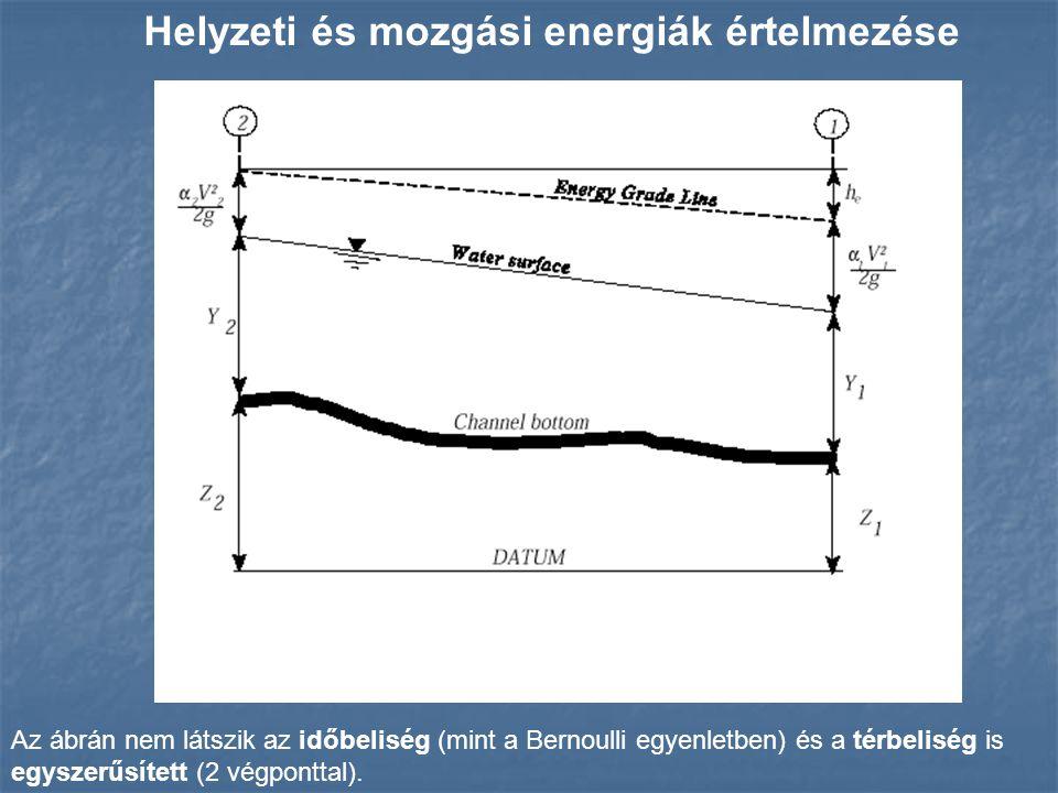 Helyzeti és mozgási energiák értelmezése