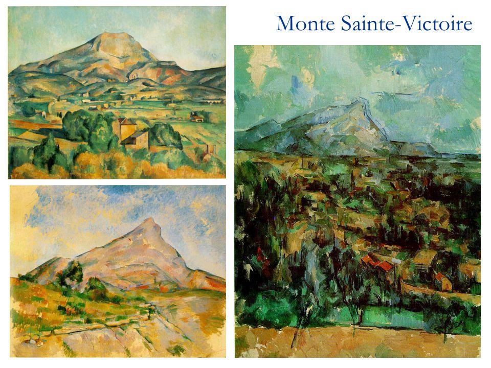 Monte Sainte-Victoire