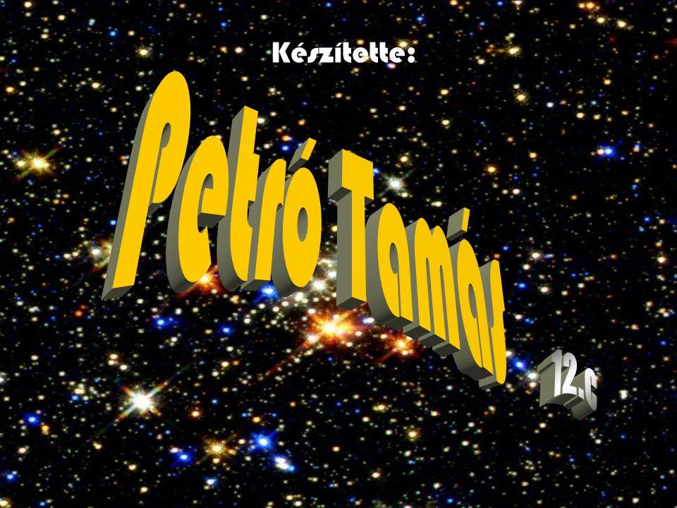 Készítette: Petró Tamás 12.c