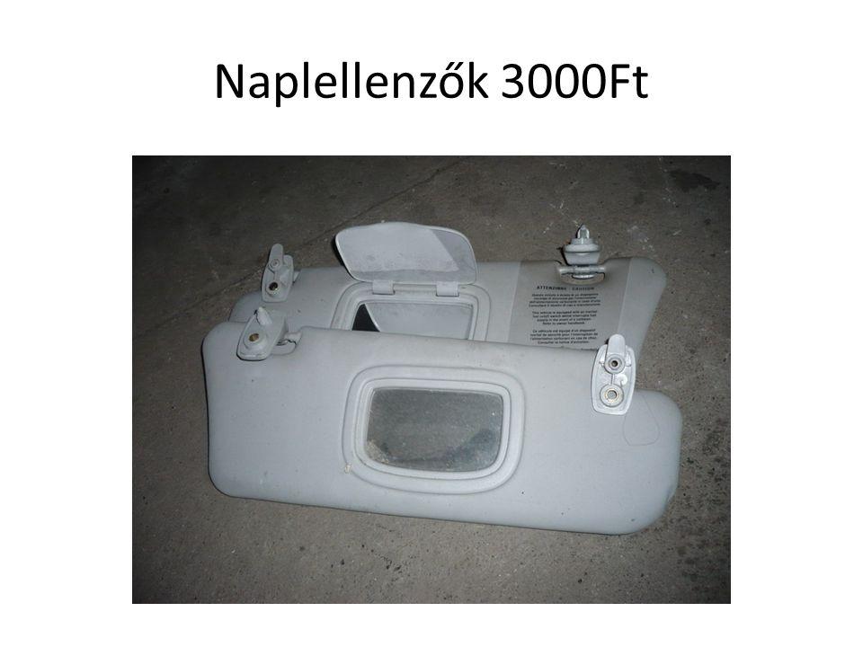 Naplellenzők 3000Ft