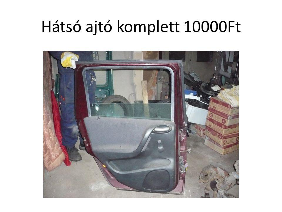 Hátsó ajtó komplett 10000Ft