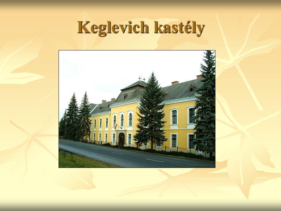 Keglevich kastély