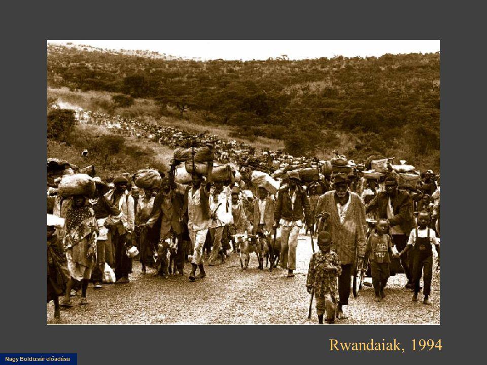 Rwandaiak, 1994