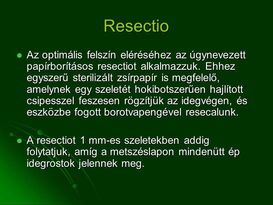Resectio