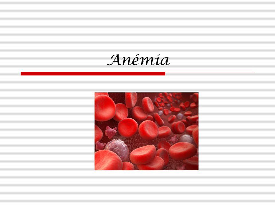 Anémia