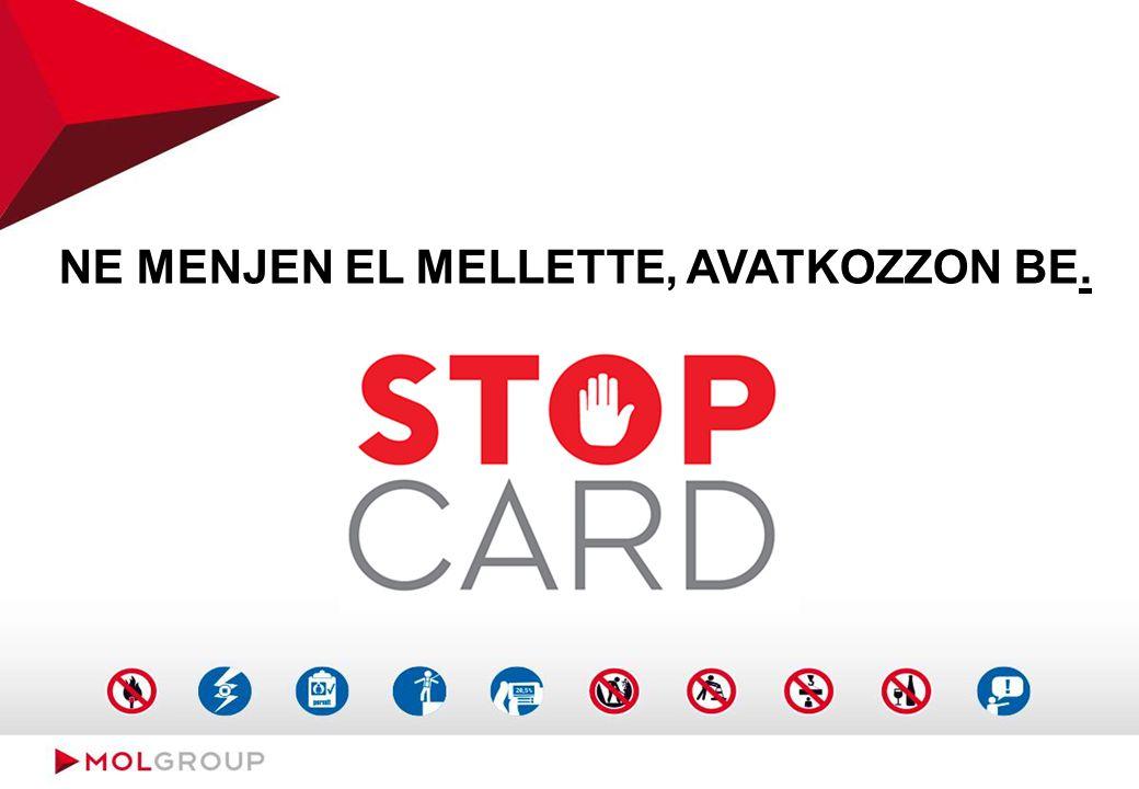 Felelősségek (STOP CARD)