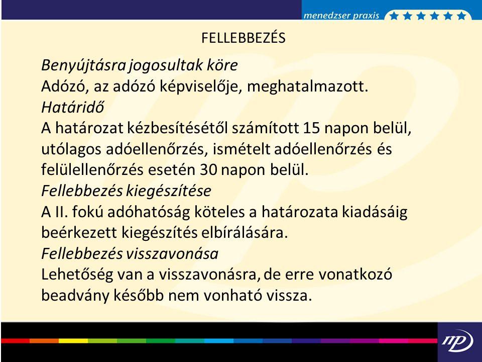 FELLEBBEZÉS