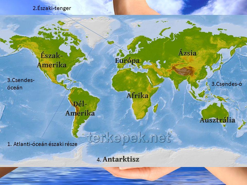 Legszennyezettebb területek